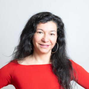 Claudia Grava. Foto: Sarah Mistura